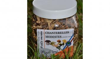 Trapon Champignons - Chanterelles Jaunissantes Sechées - 150 G
