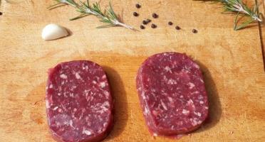 La ferme de Rustan - [Précommande] Steak Haché de Bœuf Limousin 1kg