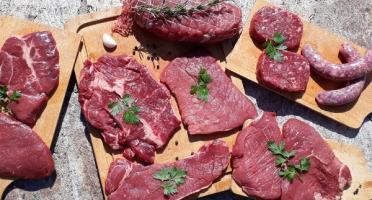 La ferme de Rustan - Colis Bœuf Limousin 5 kg Grillade
