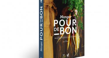 Pourdebon - [Précommande] Notre Livre de Recettes - Manger Pour de Bon