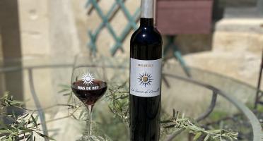 Domaine du Mas de Rey - IGP Terre de Camargue - Cuvée ''Secrets de Cornille rouge 2017'', lot de 3 bouteilles, Lot de 3 Bouteilles