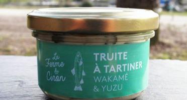 La Ferme du Ciron - Truite À Tartiner Wakaé & Yuzu