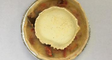 Maison Boulanger - Tartelette Provençale Surgelée Crue  par 4
