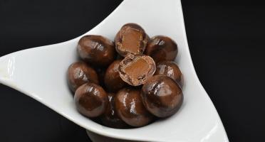 Philippe Segond MOF Pâtissier-Confiseur - Caramel enrobé de chocolat 100g