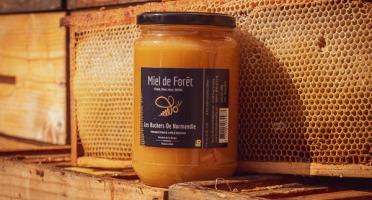 Les Ruchers de Normandie - Miel de Forêt crémeux 1kg