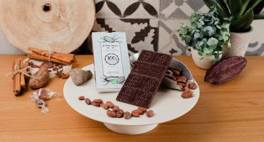 Le Petit Atelier - Tablette De Chocolat Noir Bio 100% Nahua