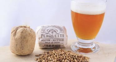 Beurre Plaquette - Le Beurre Malt De Bière 100g