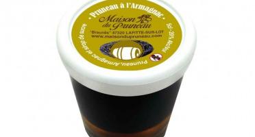 Maison du Pruneau - Petit Verre Pruneau d'Agen IGP à l'Armagnac 5cl