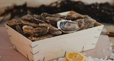 Thalassa Tradition - Huîtres Fines de Mer N°3 Bio Blainville Normandie - 48 pièces