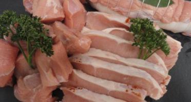 La ferme d'Enjacquet - Colis De Veau Salers 4,2kg