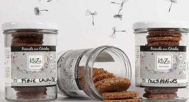KléZia Pâtisserie - Trio Biscuits Céréales Vegan
