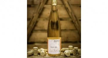 Domaine François WECK et fils - Pinot Gris Cuvée Mathias 2018 - 75 cl