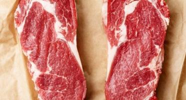 Les Délices de Vermorel - Entrecôte de bœuf Rouge des près x2