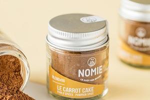 Nomie, le goût des épices - Le Carrot Cake