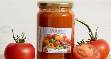 GAEC Roux - Sauce tomate - 31,8 cl