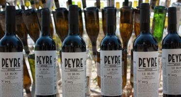 Domaine des Peyre - IGP Méditerranée - Le Blog 2019 - 6 Bouteilles