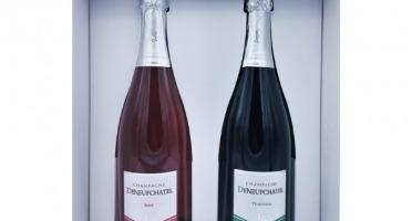 Champagne Deneufchatel - Coffret Satine