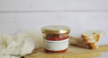 Limero l'Escargot Mayennais - 1bocal De Lim'apéro À La Catalane Et Piment D'espelette 150g
