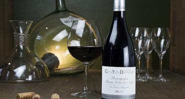 Dyvin : domaine Guy et Yvan Dufouleur - Domaine Guy & Yvan Dufouleur - Hautes-côtes De Nuits Rouge Les Dames Huguette - Lot De 3 B