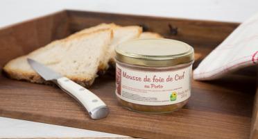 La Ferme de l'Etang - Mousse De Foie De Cerf Au Porto, 200g