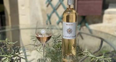 Domaine du Mas de Rey - IGP Terre de Camargue - Cuvée ''Secrets de Cornille rosé 2020'', Lot de 3 Bouteilles