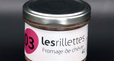 Secrets de Famille - Rillettes fromage de chèvre