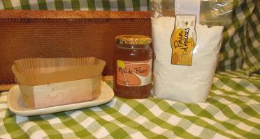 Miel et Pollen - Kit Pain D'épices
