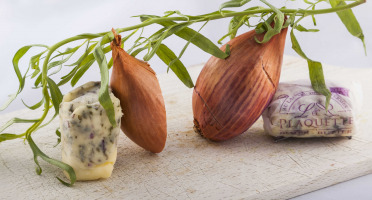 Beurre Plaquette - Le Beurre Echalote Estragon  100g