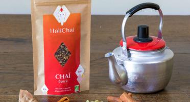 HoliChai - Chaï Epicé