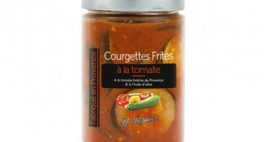 Conserves Guintrand - Courgettes Frites À La Tomate De Provence Yr - Bocal 580ml