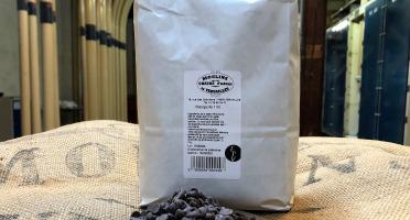 Moulins de Versailles - Chocogouttes Chocolat Noir 44% -1kg