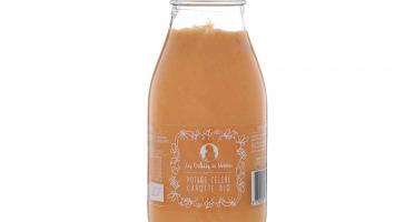 Les délices de Noémie - Soupes pour Bébé dès 8 Mois: Lot de 3 Potage Céleri Carotte Bio