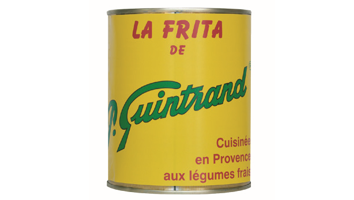 Conserves Guintrand - Frita Méditerranéenne - Boite 4/4