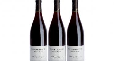Domaine TUPINIER Philippe - Bourgogne Rouge 2015 - 3 Bouteilles De 75 Cl