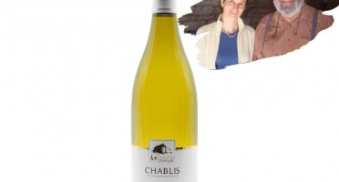 Réserve Privée - AOC Chablis - Sylvain Mosnier - Bourgogne Blanc 2018