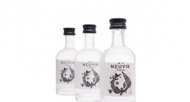 Caviar de Neuvic - Mignonettes Vodka Neuvik Française 5cl