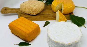 La Fromagerie Sainte Godeleine - Coffret Découverte - 4 fromages - 830 g