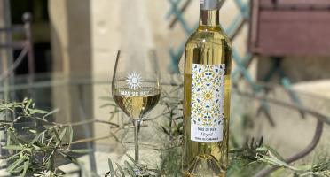 Domaine du Mas de Rey - IGP Terre de Camargue - Cuvée ''l'Esprit blanc 2019'', Lot de 6 Bouteilles