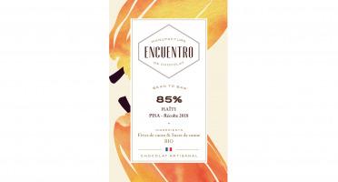 Chocolat Encuentro - Tablette 85% Haïti