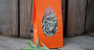 La Boite à Herbes - Feuilles De Sauge Séchées - 30g