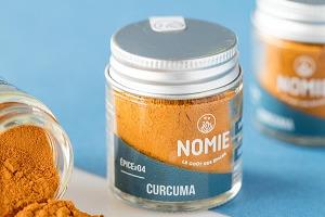 Nomie, le goût des épices - Curcuma En Poudre
