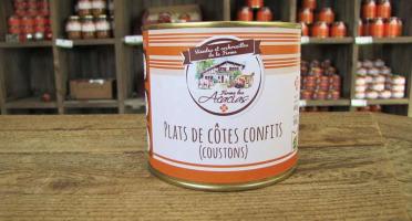 Ferme les Acacias - Couston Confit