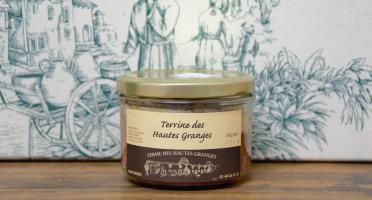 Ferme des Hautes Granges - Terrine des Hautes Granges - 190 g