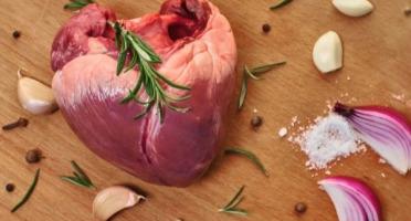 Les Délices de Vermorel - Coeur de veau Rouge des Prés
