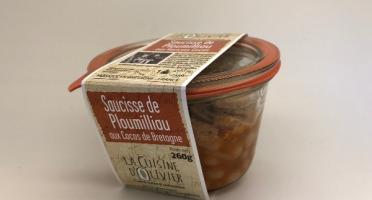 Conserverie Artisanale du Trégor - Saucisse de Ploumillau Aux Cocos de Bretagne