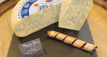Constant Fromages & Sélections - Bleu De Gex Badoz Haut Jura Aop, Part De 500g Environ