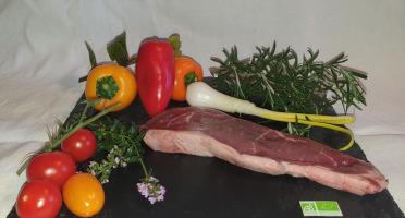 La Ferme du Montet - [SURGELÉ] Steak de Boeuf BIO  - 140 g