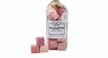 Mômes & Malice - Les Mômettes - Guimauves Mix Fruits rouges (3 saveurs)