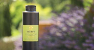 Moulin à huile Bastide du Laval - Huile d'Olive au Citron Bio 25cl Bidon