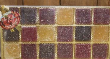 Le Domaine du Framboisier - Pâtes De Fruits Artisanales En Sachet De 120gr